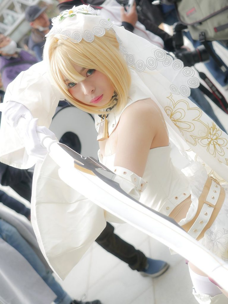 C93 Fate関連の綺麗・素敵・エロいコスプレ画像まとめ 07