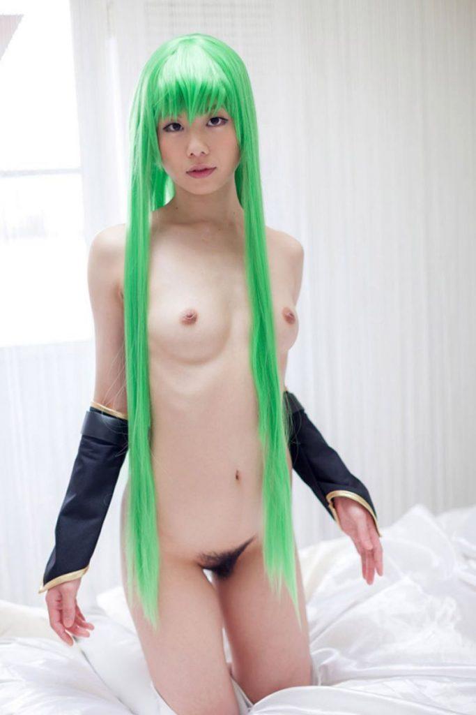 全裸コスプレ画像 03