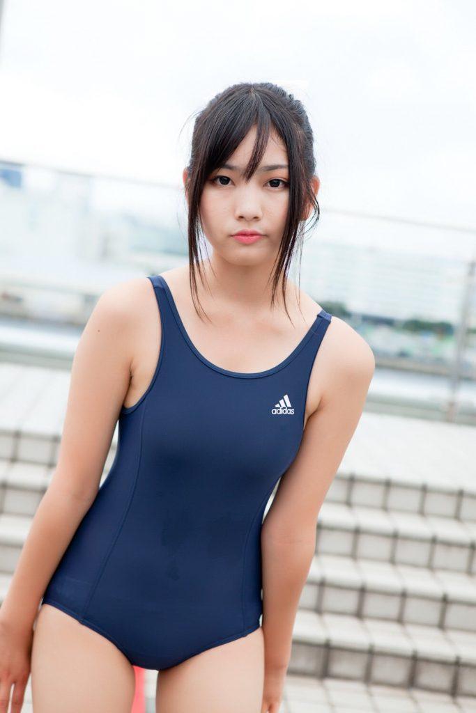 コスプレ+スク水・競泳水着の組み合わせがエロい! 10