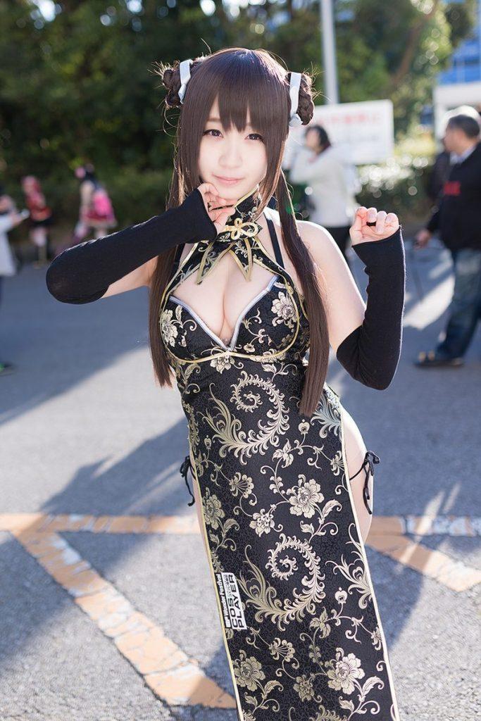 人気コスプレイヤー 伊織もえさんの厳選エロいコスプレまとめ 04