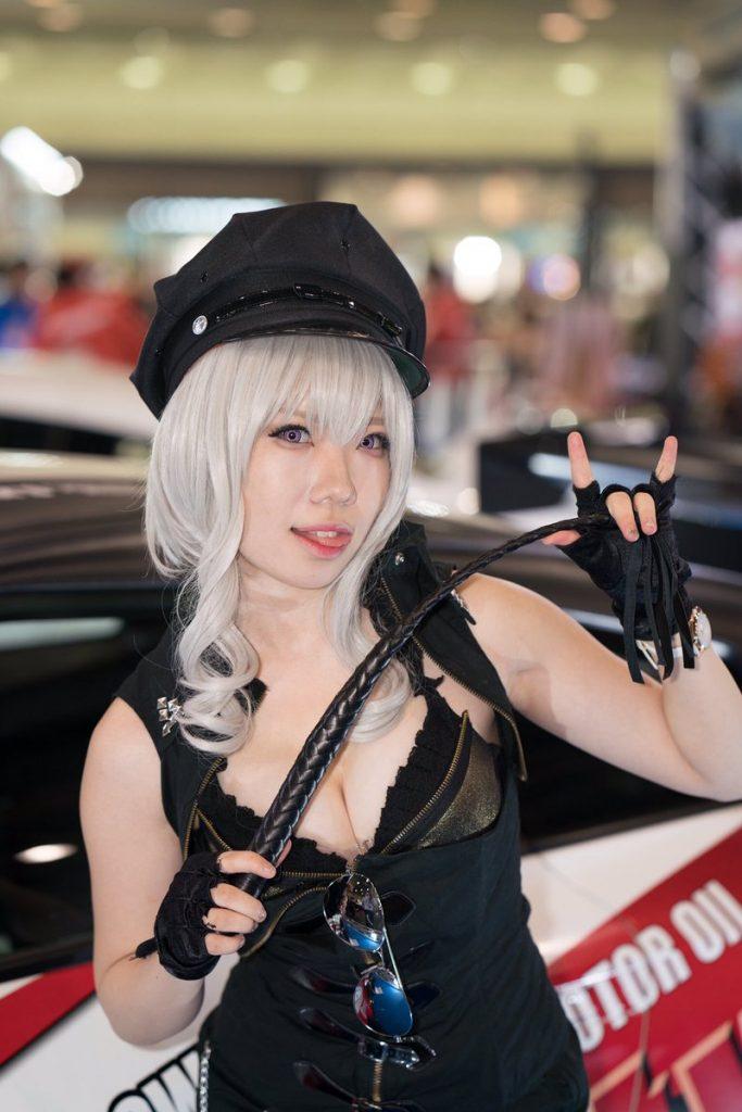 コスプレイヤー 松岡奈々さんのエロいコスプレ画像 15