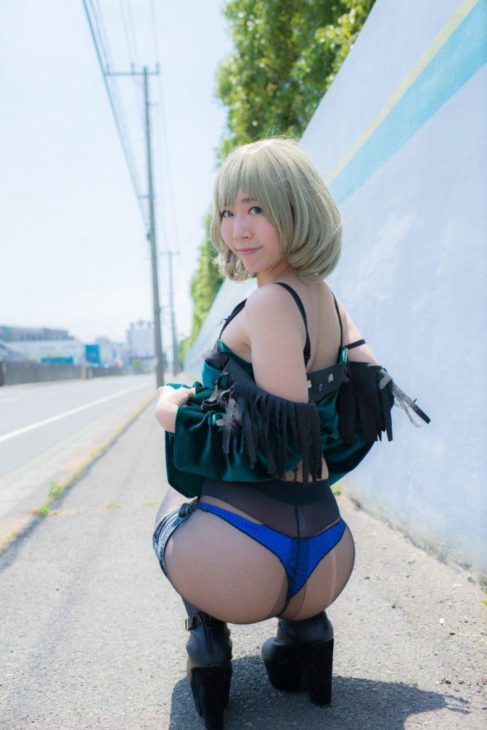 アイドルマスター シンデレラガールズシリーズのエロいコスプレ総集編 16