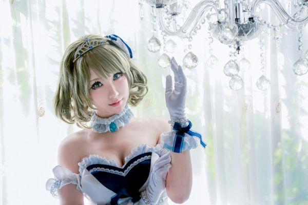 アイドルマスターシンデレラガールズ 高垣楓のエロいコスプレ画像 06
