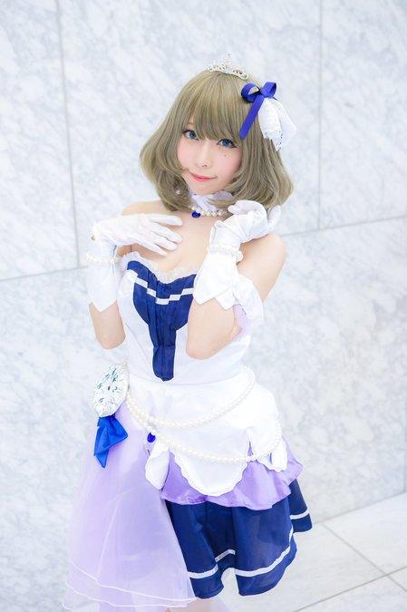 アイドルマスターシンデレラガールズ 高垣楓のエロいコスプレ画像 13