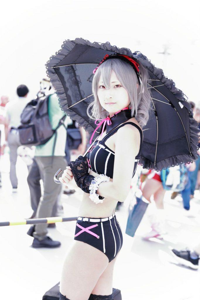 アイドルマスターシンデレラガールズ 神崎蘭子のエロいコスプレ画像 Vol.2 25