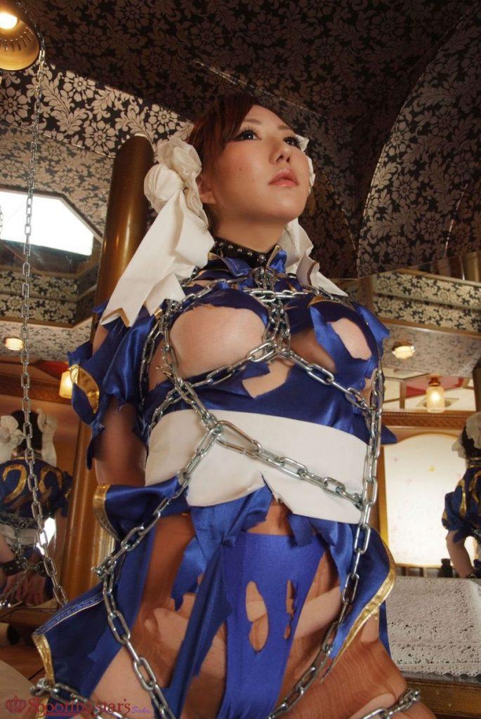 ストリートファイターシリーズ 春麗のエロいコスプレ画像まとめ Vol.3 17