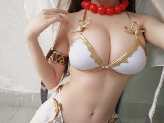 FGO 玄奘三蔵のエロいコスプレ画像まとめ 01