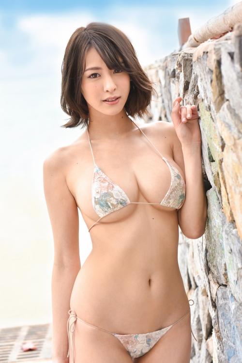 裸よりエロすぎるドスケベ水着まとめ 11